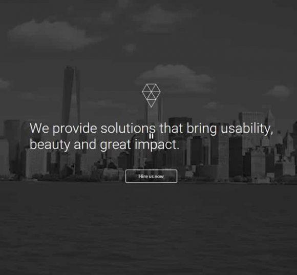Agency-RWD響應式網頁設計